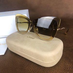 Chloe Dree Cat Eye Sunglasses